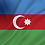 Thumbnail: Flagg Aserbajdsjan