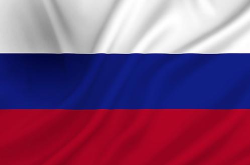 Flagg Russland