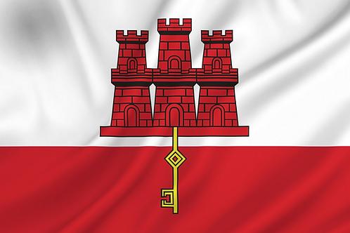 Flagg Gibraltar