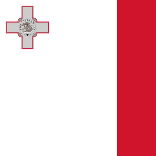 Flagg Malta