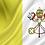 Thumbnail: Flagg Vatikanstaten