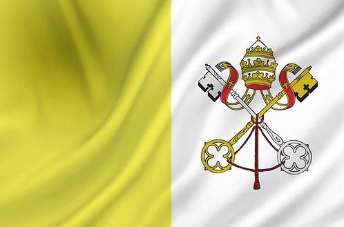 Flagg Vatikanstaten