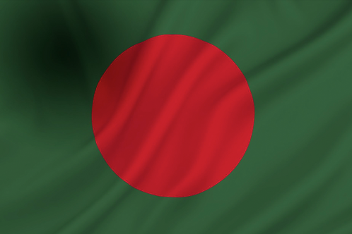 Flagg Bangladesh