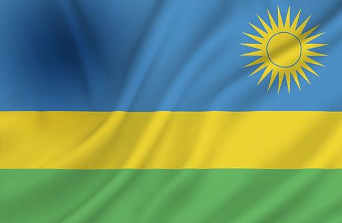 Flagg Rwanda