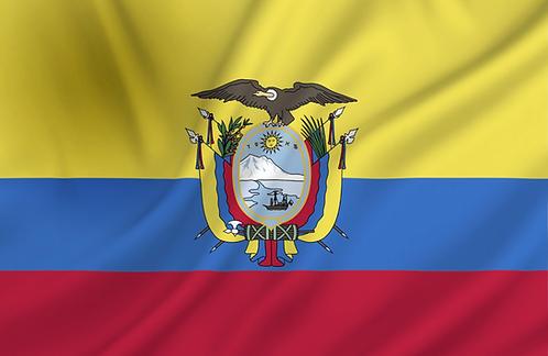 Flagg Ecuador