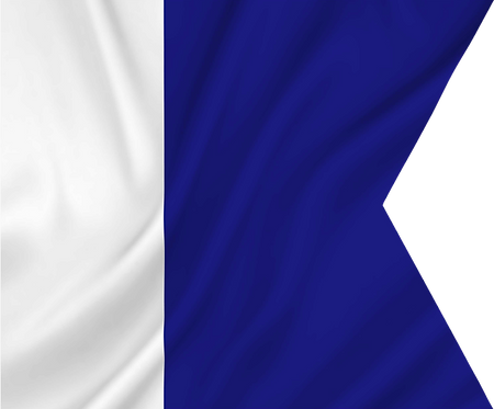 Signal flagget A