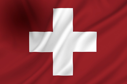 Sveits flagg