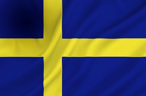 Flagg Sverige