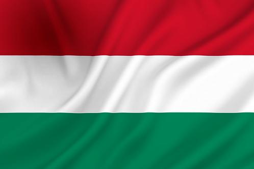 Flagg Ungarn