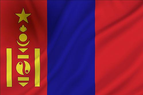 Flagg Mongolia