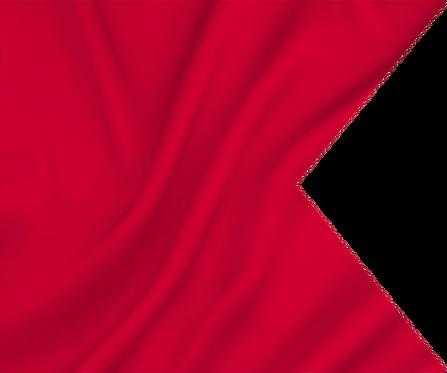 Signal flagget B