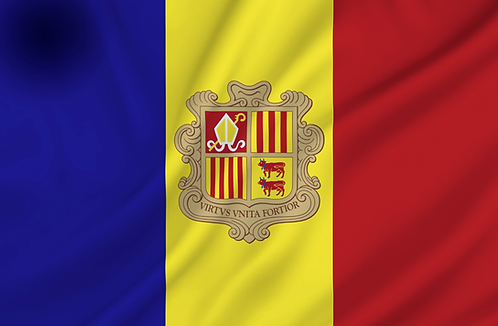 Flagg Andorra