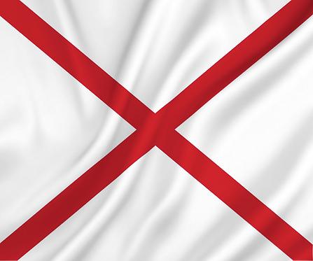 Signal flagget V