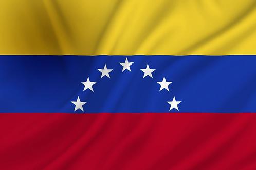 Flagg Venezuela