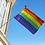 Thumbnail: Regnbueflagg