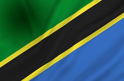 Flagg Tanzania