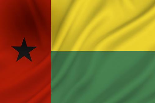 Flagg Guinea-Bissau
