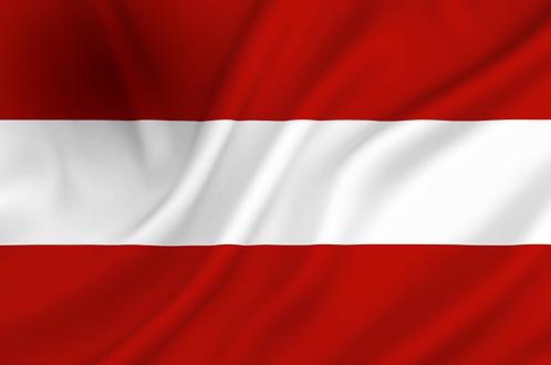 Flagg Østerrike