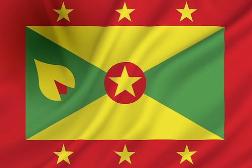 Flagg Grenada
