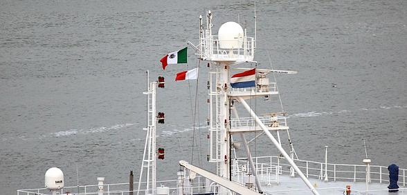 Handelsflagg, handelsfartøyer, nasjonalitetstegn, sjøs