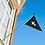 Thumbnail: Sorgflagg med kryss