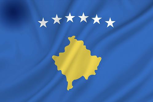 Flagg Kosovo