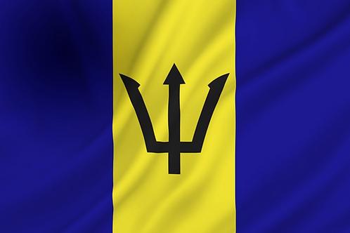 Flagg Barbados