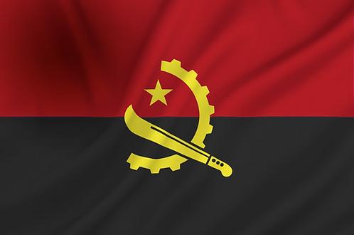 Flagg Angola