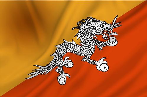 Flagg Bhutan