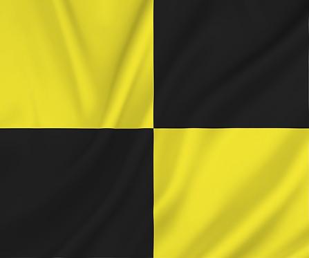 Signal flagget L