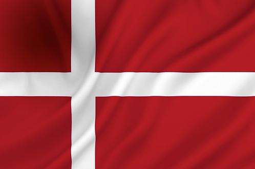 flagg danmark