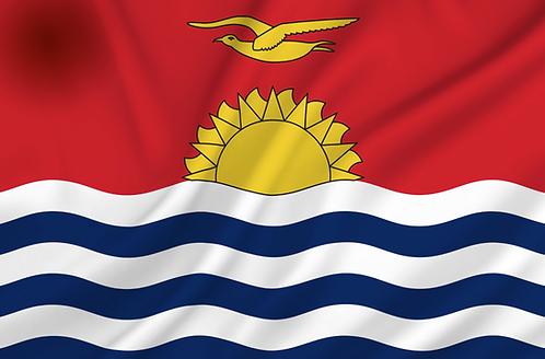 Flagg Kiribati