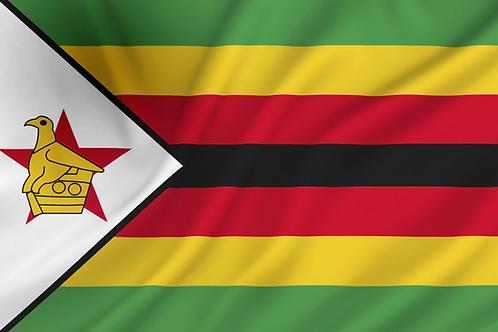 Flagg Zimbabwe
