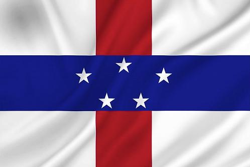 Flagg Nederlandske Antillene