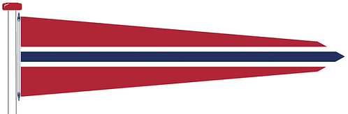 Norsk vimpel - flaggbutikk.no