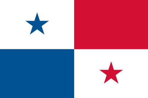 Flagg Panama
