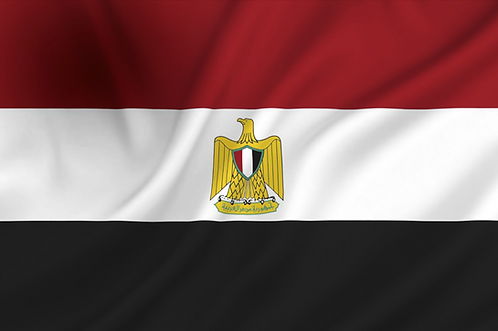Flagg Egypt -Flaggbutikk.no