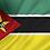 Thumbnail: Flagg Mosambik