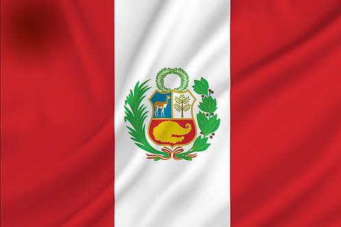 Flagg Peru