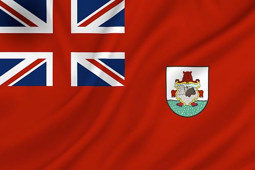 Flagg Bermuda