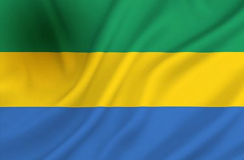 Flagg Gabon