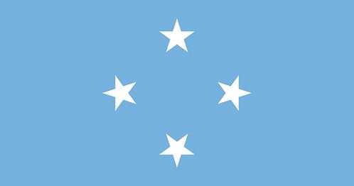 Flagg Mikronesia