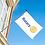 Thumbnail: Rotary international flagg
