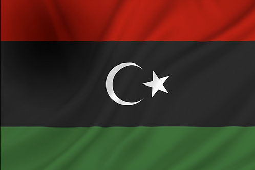 Flagg Libya