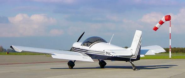 vindpølser, flyplasser, oljeinstallasjoner, paramotor og paragliding, bru