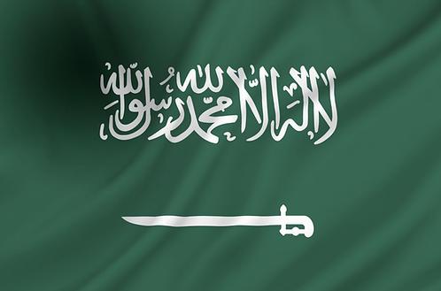 Flagg Saudi Arabia
