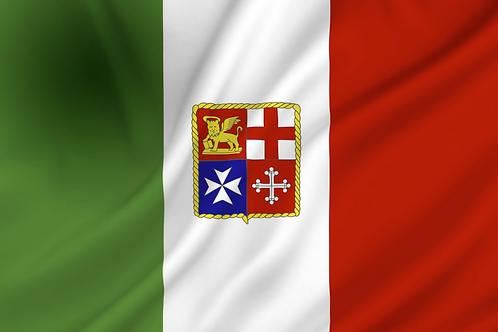 Handelsflagg Italia