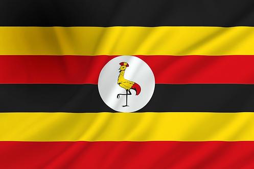 Flagg Uganda