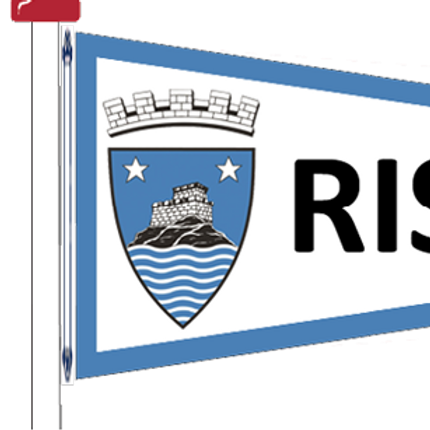 Navnevimpel med logo