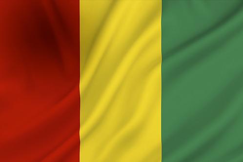 Flagg Guinea
